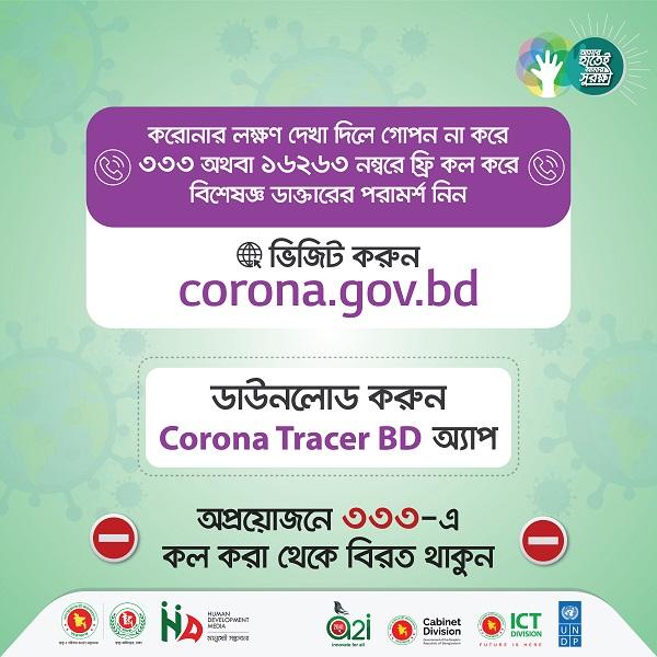 Communication to prevent Corona Virus